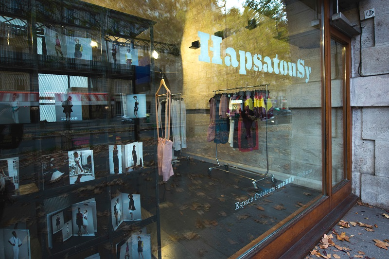 Inauguration du showroom de HapsatouSy